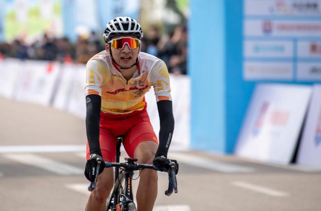 2020環太原國際公路自行車賽開賽