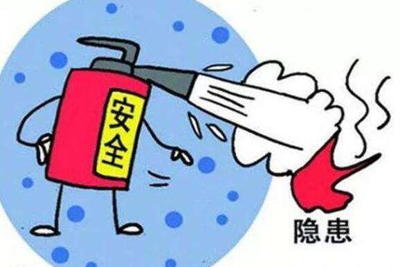 太原市消防首批曝光15家火災隱患單位
