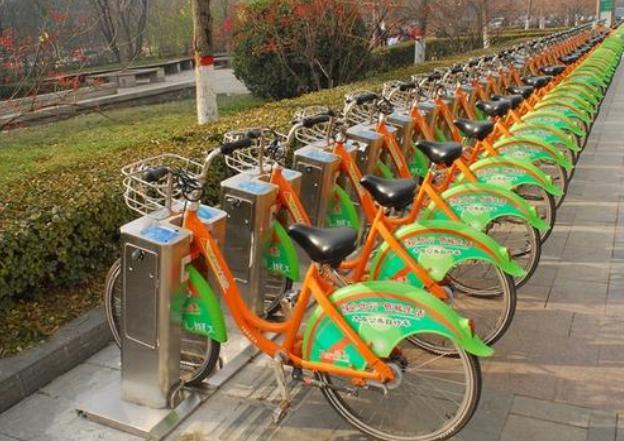 太原公共自行車大數據助力重要資料失而復得