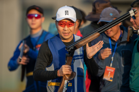 敦岳恒獲2020全國射擊錦標賽飛碟雙向比賽冠軍