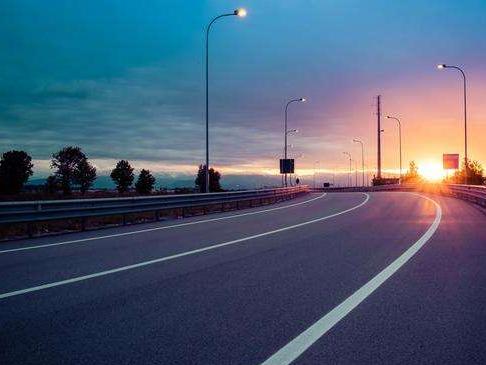 太原東二環高速通車運營