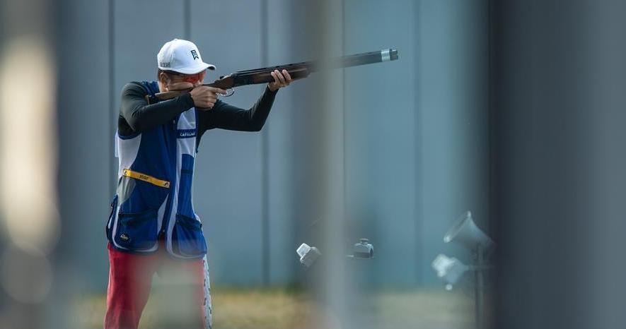 東京奧運會射擊初步隊伍第二場選拔賽決賽賽況