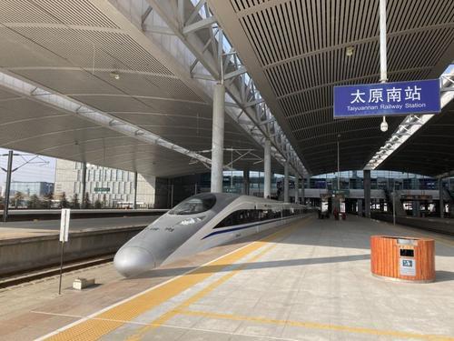 鄭太高鐵首次全線試運行 預計12月中旬具備開通運營條件