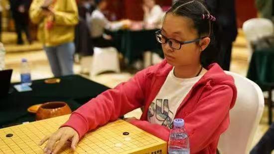女子圍甲聯賽第二站開賽
