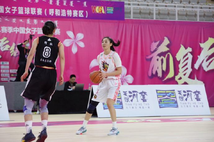 WCBA聯賽第二階段首場竹葉青女籃獲勝