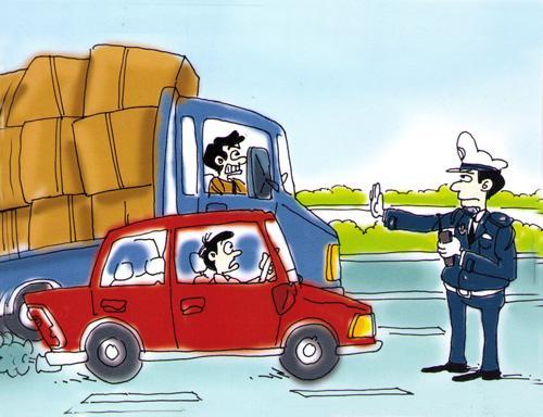 太原東、南二環迎來車流高峰 這些交通違法行為將被處罰