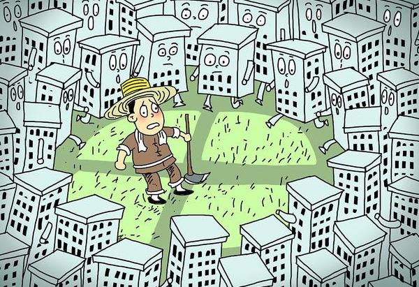 山西以案示警通報6起亂佔耕地建房典型案例