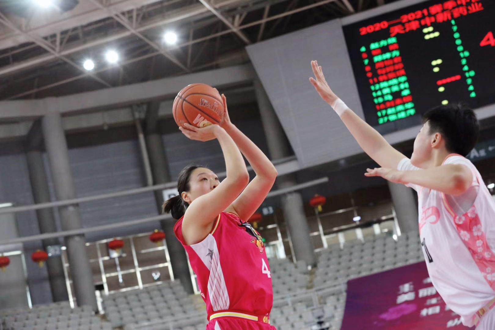 女籃聯賽綜合:山西輕取天津 武漢十二連敗