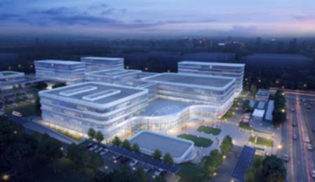 山西省第二人民醫院新院建設項目簽約 總投資6.1億元