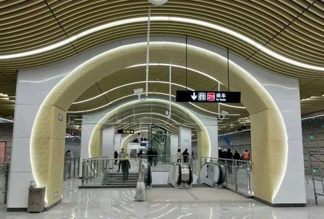 截至1月1日16時 太原地鐵客流量突破百萬