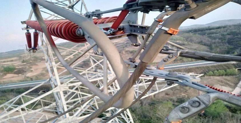 山西電網打造首條智慧輸電線路