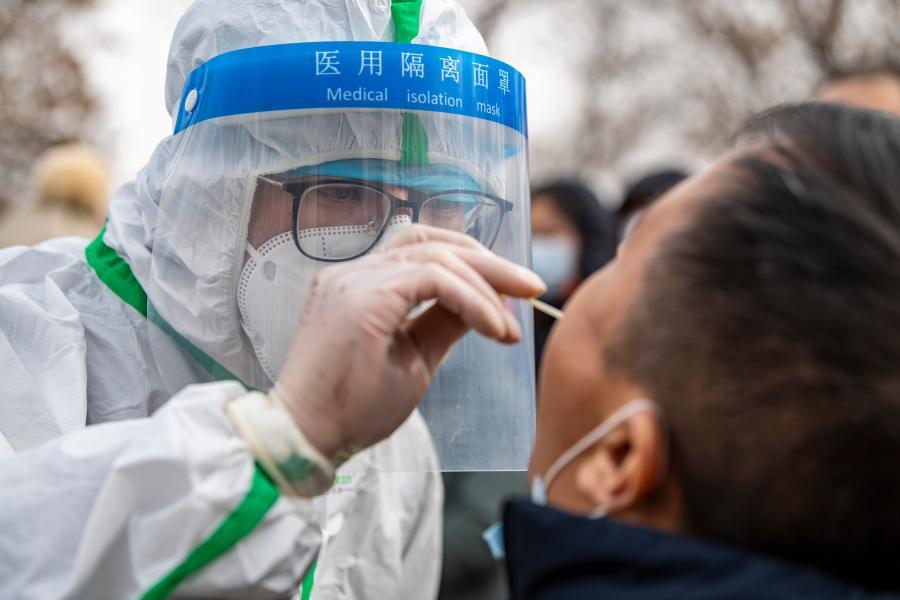 山西黑龍江吉林等地疫情防控工作取得進展