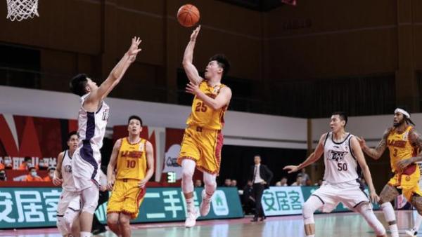 山西男籃94比105負于廣州隊