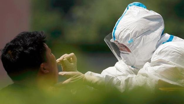 晉中市榆次區對高村及周邊12.8平方公裏區域人員開展核酸檢測