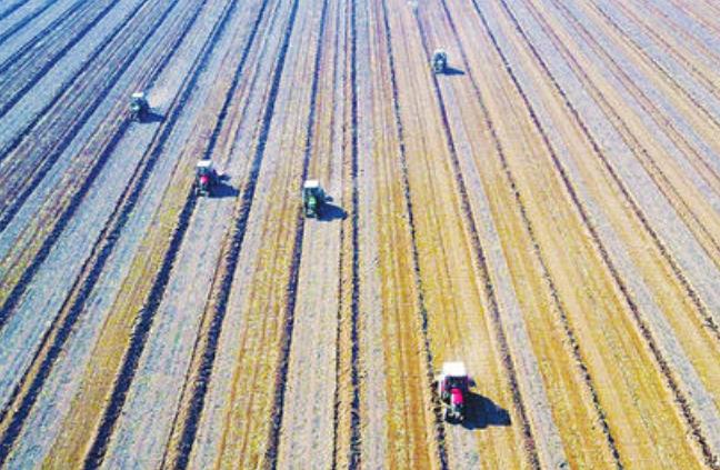 山西省安排部署春耕備耕工作