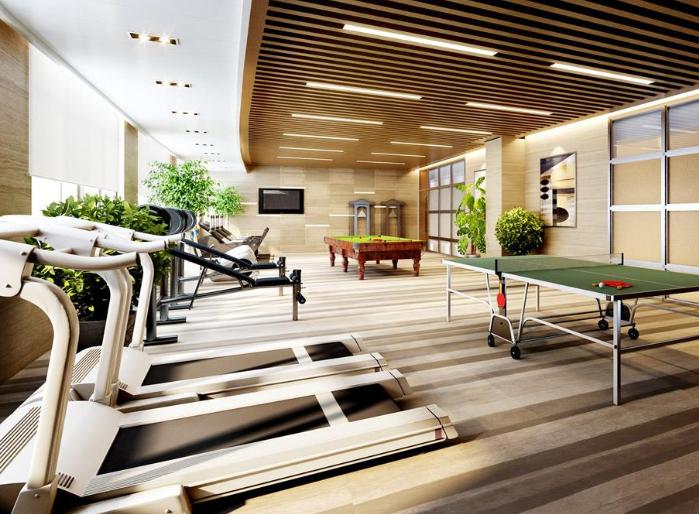 山西省將建設100個社區健身中心