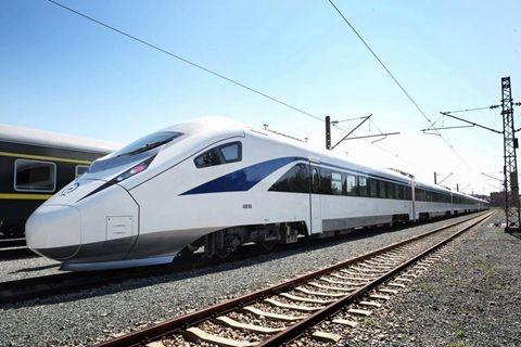 預計2021年7月,動車將開進呂梁山