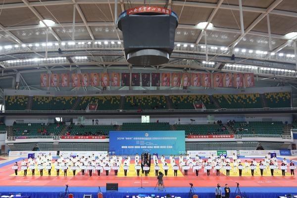 全國柔道錦標賽開賽