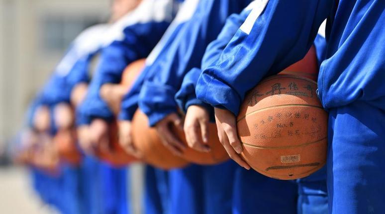 他們的籃球夢,從這所鄉村小學啟航