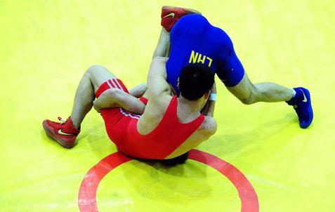 山西5名自由式摔跤選手躋身全運會決賽圈