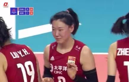 2021女排國家聯賽 中國隊3:1逆襲韓國隊