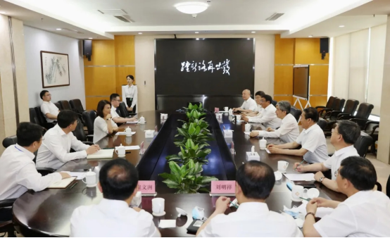 在清潔取暖領域,忻州與格力電器達成初步合作意向