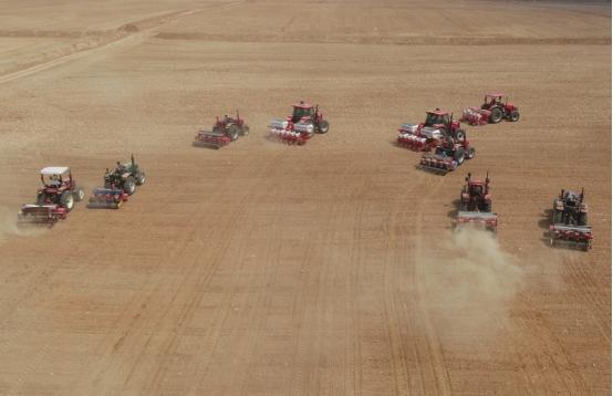 靈石:加快高標準農田建設 夯實現代農業發展基礎