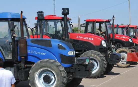 山西省出臺2021—2023年農機購置補貼方案