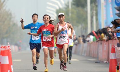 太原國際馬拉松賽報名延期