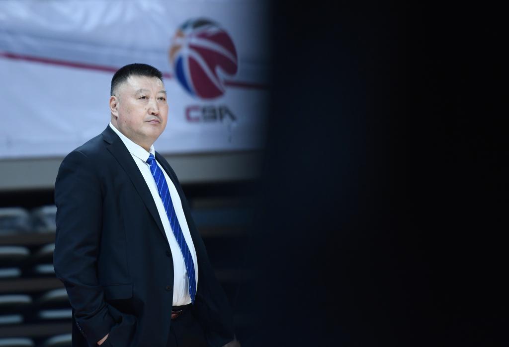 楊學增出任山西男籃主教練