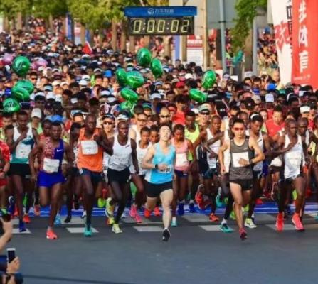 太原國際馬拉松10月17日開跑