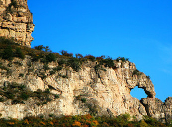 石楼山风景区